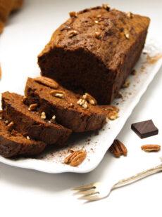 glutenvrije speculaas cake