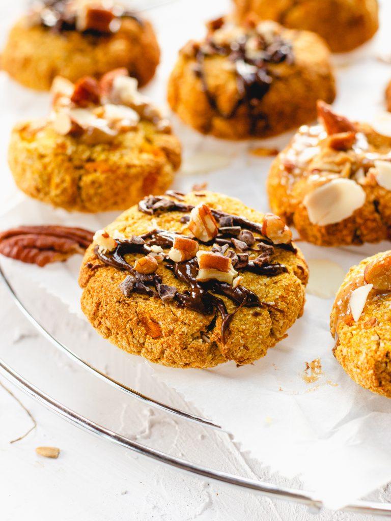 pompoen koekjes