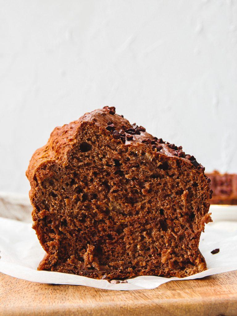 Gezonde chocolade cake